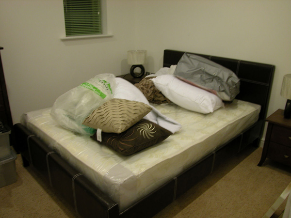 Before-Guest Bed