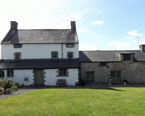 St Donarts, Wales – 5 Bed Farmhouse/Barn